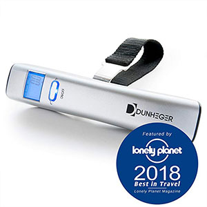 Digital-Luggage-Scale-Dunheger-110-lb-FREE