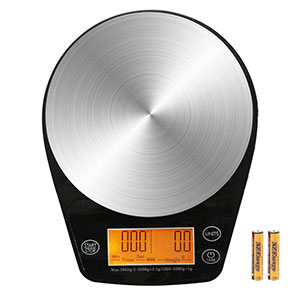 ERAVSOW-Digital-Hand-Drip-Coffee-Scale-Stainless-steel-precision-sensors-Kitchen-Food-Scale-With-Timer-Weight-LCD-Display
