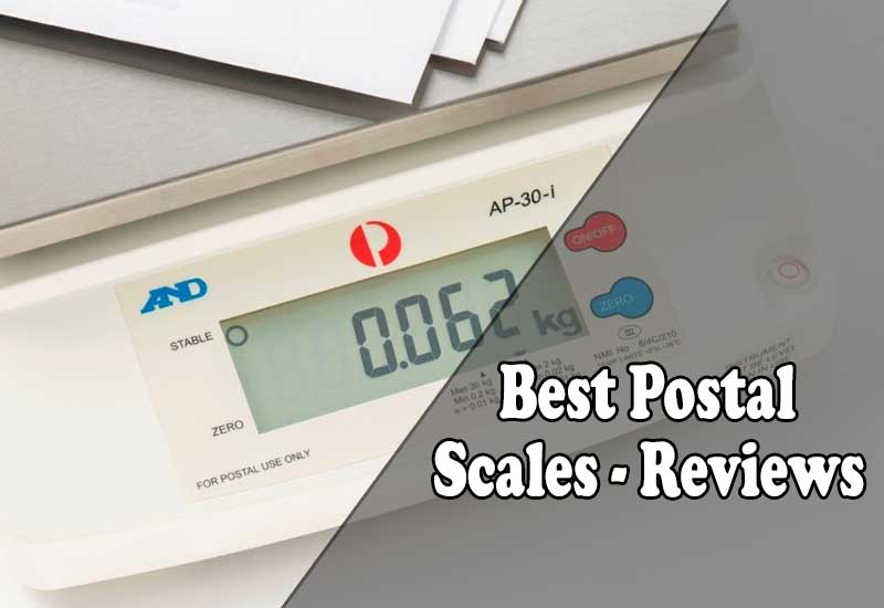Best Postal Scales To Buy – Postage Scale Reviews in 2019