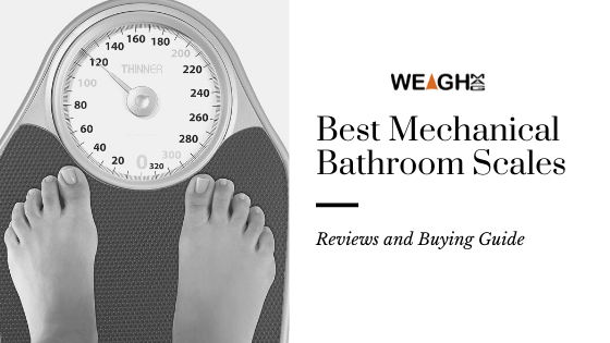 Best Mechanical Bathroom Scales