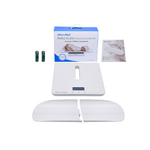 Multi-Function Toddler Scale