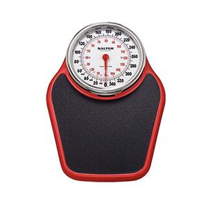 Salter Professional Analog 400lb Bathroom Scale