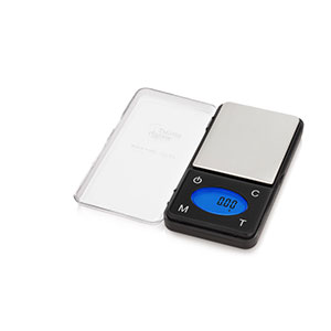 Smart Weigh ZIP300 Ultra Slim Digital Pocket Scale