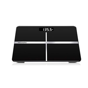 Triomph Precision Digital Body Weight Bathroom Scale