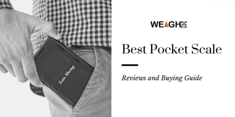 Best Digital Pocket Scales in 2020 Reviews